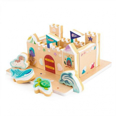 Castel - set de joaca in apa - Bright Basics0
