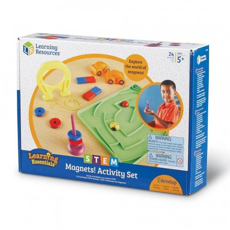 Joaca cu magneti - Learning Resources - Set de activitate