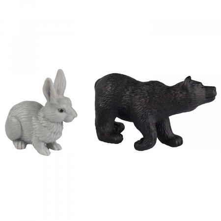 Animale din natura - Set 12 figurine [5]