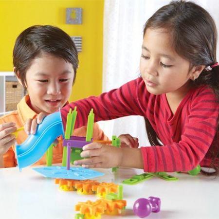 Inginerie si design pentru copii - Set de constructie2