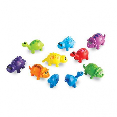 Dinozauri pereche - Set sorteaza si cupleaza0