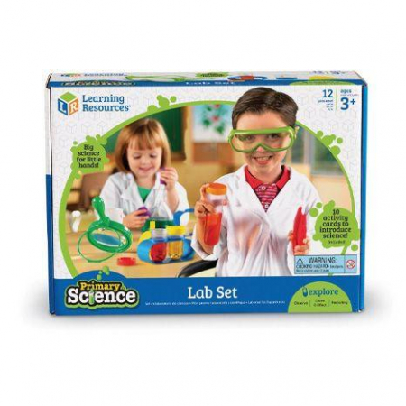 Set experimente chimie pentru copii - prescolari [2]