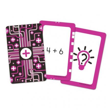 Invata adunarea - Set carti de joc Figuro [0]