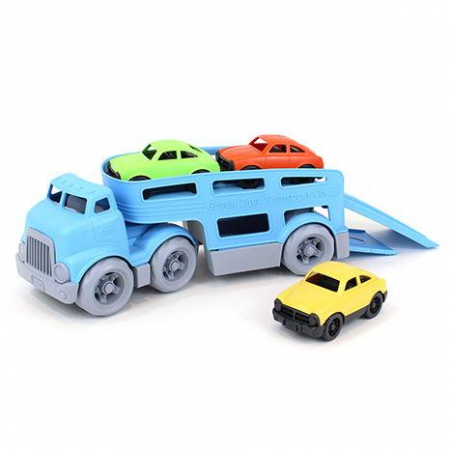 Camion transport masini - Green Toys - Learning Resources0