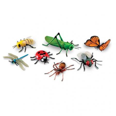 Set insecte - figurine mari pentru bebelusi1