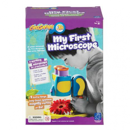Primul meu microscop - GeoSafari1