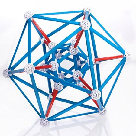 Set stiintific de constructie Zometool - Creator 13