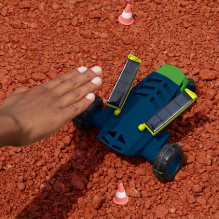 Solar Rover - masinuta alimentata de putere solara