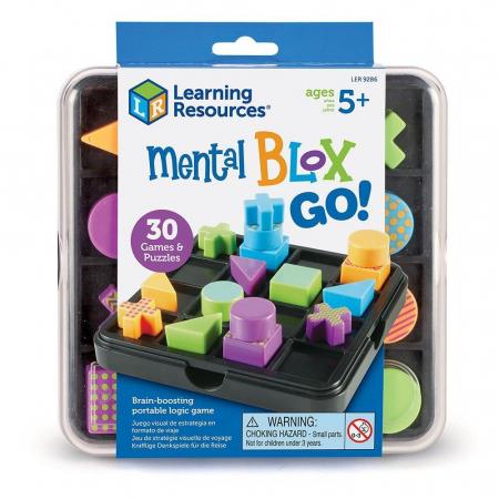 Mental Blox Go! - set educativ de logica3