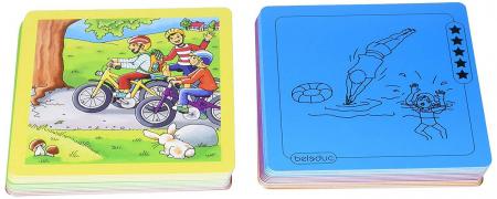 Urgenta sau nu? - set carti de joc ilustrate - cum reactionezi in diferite situatii8