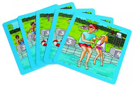 Urgenta sau nu? - set carti de joc ilustrate - cum reactionezi in diferite situatii3