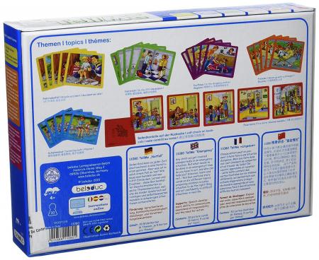 Urgenta sau nu? - set carti de joc ilustrate - cum reactionezi in diferite situatii9