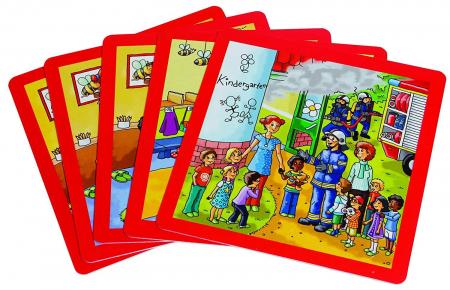 Urgenta sau nu? - set carti de joc ilustrate - cum reactionezi in diferite situatii6