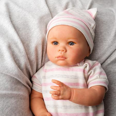 Bebelus reborn Lissa - Papusa Gabi Moon
