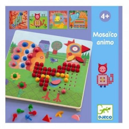 Mozaic animo - Joc cu piuneze1