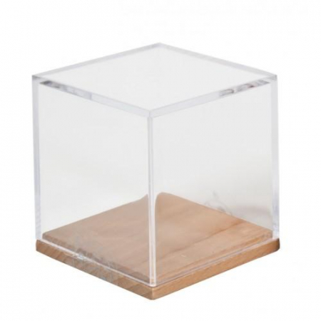 Joc logic IQ Cub din lemn - varianta 21