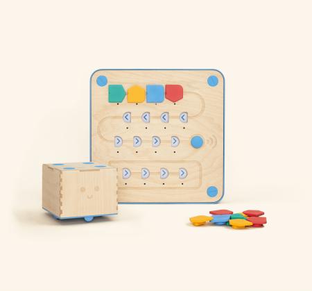 Accesorii robotelul Cubetto te invata bazele programarii - Comenzi directii1