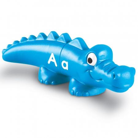 Aligatorii pereche - Set alfabet si culori4
