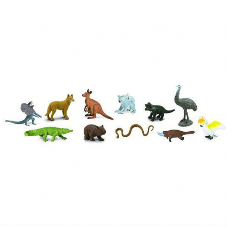 Animale din Australia - Set 11 figurine0