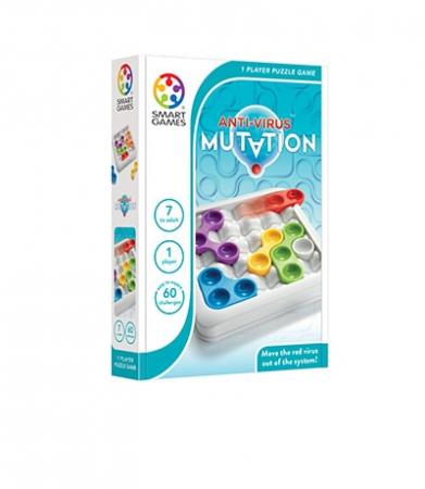 Antivirus Mutation - Joc Educativ Smart Games
