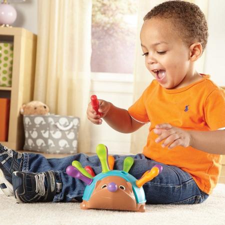 Ariciul Spike - Set dezvoltare abilitati motorii copii3