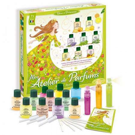 Atelierul de parfumuri - Flori Proaspete