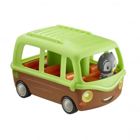 Autobuzul aventurii de la Klorofil - Set joc de rol si dezvoltare imaginatie