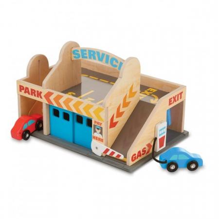 Benzinarie cu garaj - Accesorii joc de rol [4]