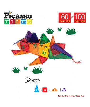 Brosura Cu Idei De Constructii PicassoTiles [2]