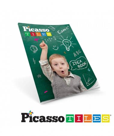 Brosura Cu Idei De Constructii PicassoTiles [0]