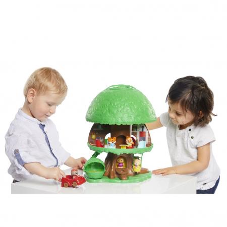 Casuta magica din copac - Magic Tree house - Joc de rol si imaginatie [4]