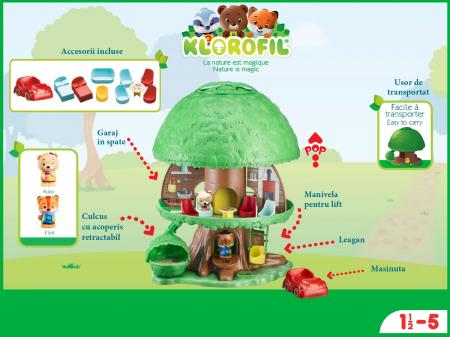 Casuta magica din copac - Magic Tree house - Joc de rol si imaginatie [1]