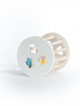 Cilindru cu forme, jucarie handmade Marc toys [4]