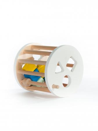Cilindru cu forme, jucarie handmade Marc toys [0]