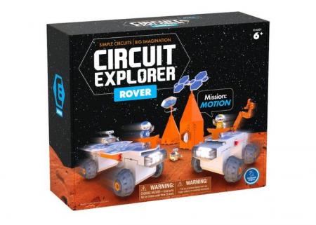 Circuit Explorer - Misiune in spatiu: Miscare