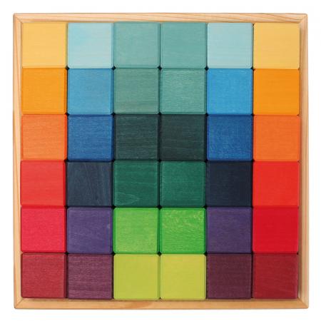 Cuburi Mozaic mediu0