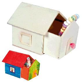 Cutie Casuta - Material stimulare creativitate0