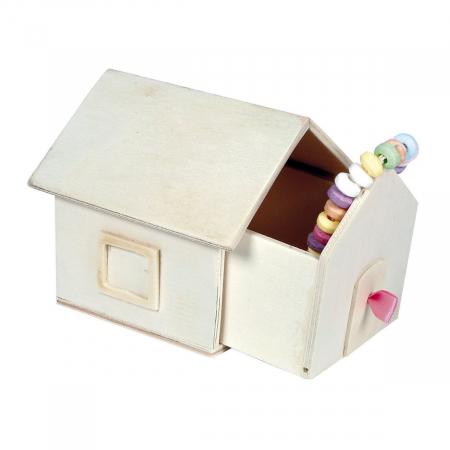 Cutie Casuta - Material stimulare creativitate1