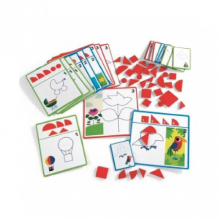 Eduludo - joc cu forme geometrice2