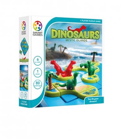 Dinosaurs - Mystic Islands - Joc Educativ Smart Games