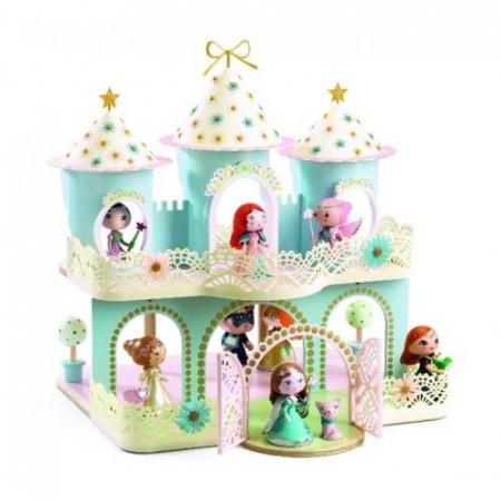 Castel cu figurine Arty toys0