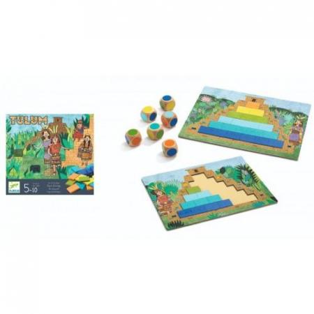 Tulum - joc de strategie pentru copii1