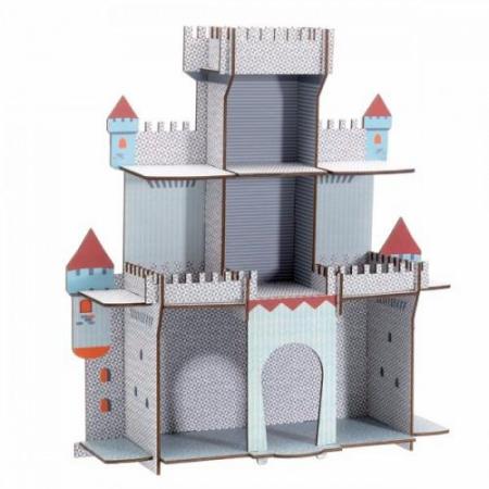 Raft Castel - Decoratiuni camera cu jucarii0