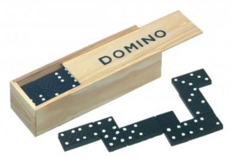 Domino mini in cutie de lemn [3]
