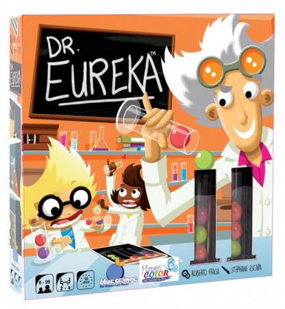 Dr. Eureka - Joc Educativ Blue Orange