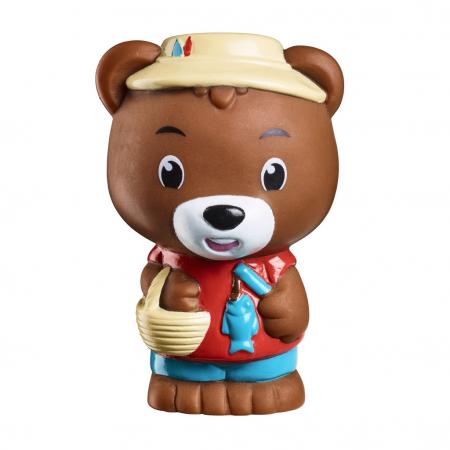 Familia de ursuleti Browny - Set figurine joc de rol [1]
