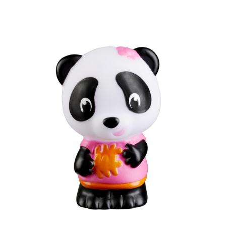 Familia de ursuleti Panda - Set figurine joc de rol [7]