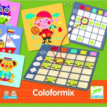 Coloformix - joc de logica1