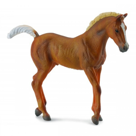 Armasar Tennessee Chestnut M - Animal figurina0