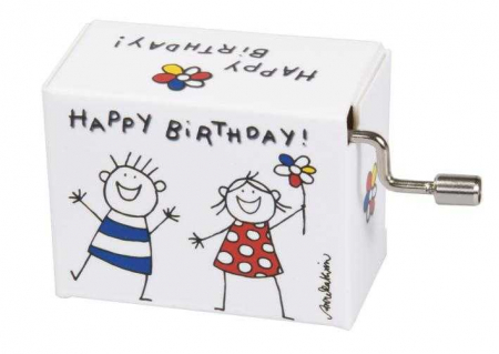 Flasneta Happy Birthday
